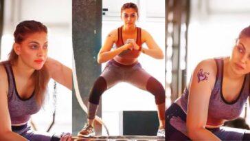 anusree fitness