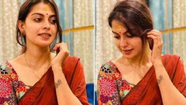 anusree saree photos